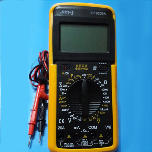 Digital Multimeter DT9205